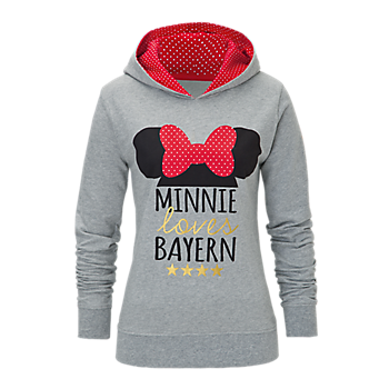 Hoodie Lady Disney Minnie Mouse