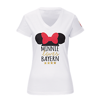 T-Shirt Lady Disney Minnie Mouse