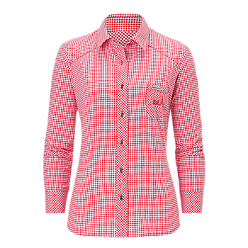 Women's Traditional Shirt Checked