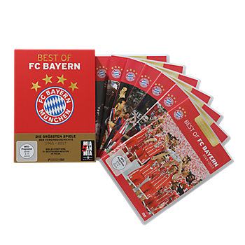 DVD-Box: Best of FC Bayern (7 DVDs)