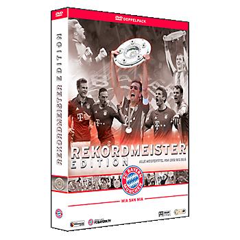 DVD Rekordmeister Edition