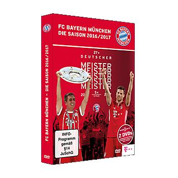 DVD Season 2016/2017