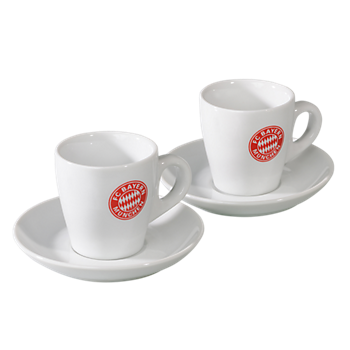 Espresso Cups, Set of 2
