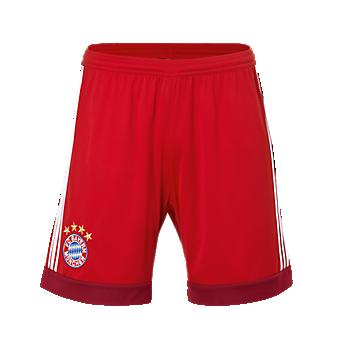 FC Bayern Goalkeeper Short Away 15/16