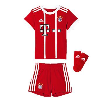 FC Bayern Baby-Kit Home 2017/18