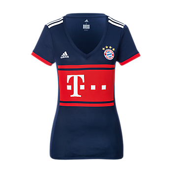 FC Bayern Women Shirt Away 17/18