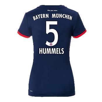 FC Bayern Damen Trikot Away 17/18