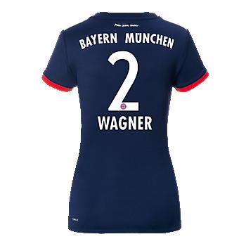 FC Bayern Women Jersey Away 17/18