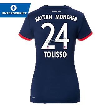 FC Bayern Women Shirt Away 17/18