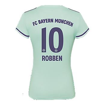 FC Bayern Women Shirt Away 18/19