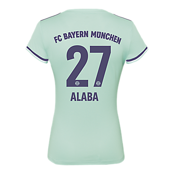 FC Bayern Damen Trikot Away 18/19