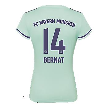 FC Bayern Women Jersey Away 18/19