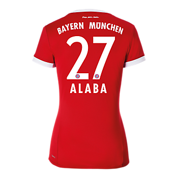 FC Bayern Women Shirt Home 17/18