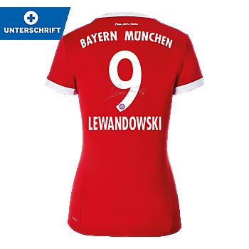 FC Bayern Women Jersey Home 17/18