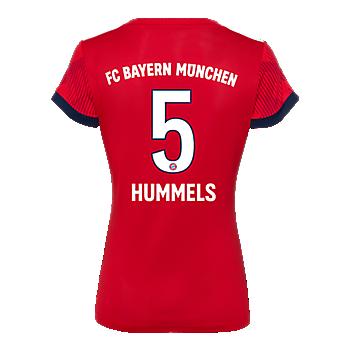 FC Bayern Women Jersey Home 18/19