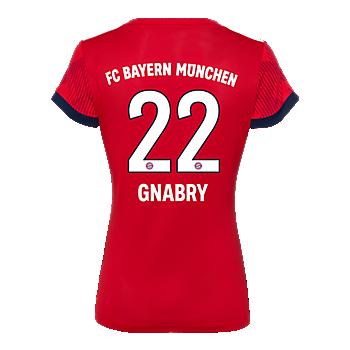 FC Bayern Damen Trikot Home 18/19