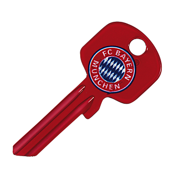 FC Bayern Fan-Schlüssel