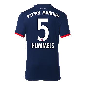 FC Bayern Kids Shirt Away 17/18