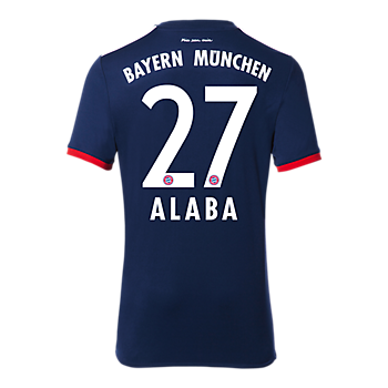 FC Bayern Kids Shirt Away 17/18