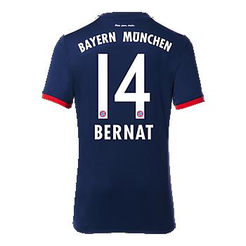 FC Bayern Kindertrikot Away 17/18