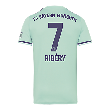 FC Bayern Kids Shirt Away 18/19