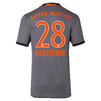 FC Bayern Shirt Kids Away 2016/17