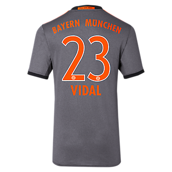 FC Bayern Kindertrikot Away 2016/17