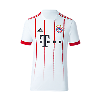 FC Bayern Shirt Kids Champions League 17/18