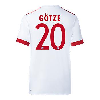 FC Bayern Shirt Kids Champions League 17/18