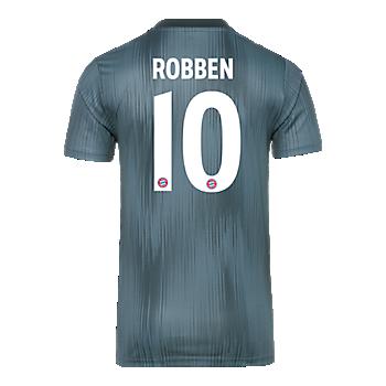 FC Bayern Shirt Kids Champions League 18/19