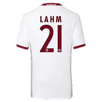 FC Bayern Shirt Kids UCL 2016/17