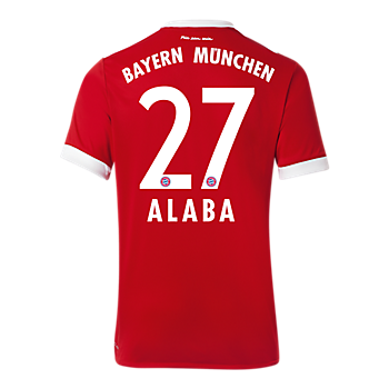 FC Bayern Kids Shirt Home 17/18