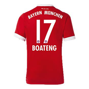 FC Bayern Kids Jersey Home 17/18