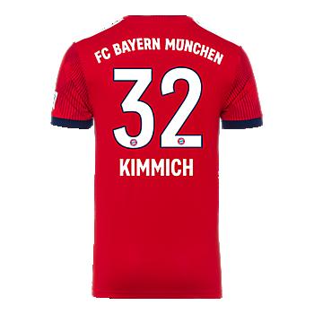 FC Bayern Kids Shirt Home 18/19
