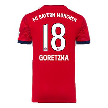 Camiseta de local para niño FC Bayern München 18/19