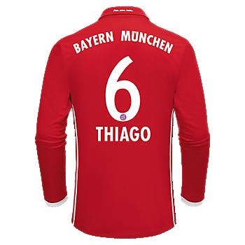 FC Bayern Shirt Kids Home Longsleeve 2016/17