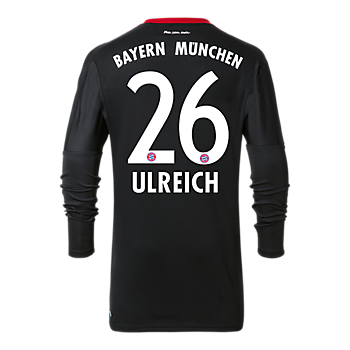 FC Bayern Kids Shirt Goalkeeper 17/18