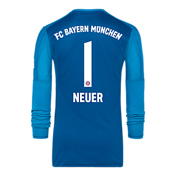 FC Bayern Kids 2nd Shirt Goalkeeper 18/19