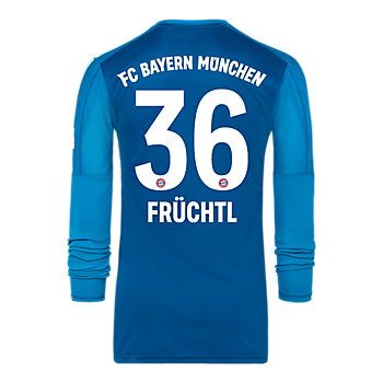 FC Bayern Kids 2nd Jersey Goalkeeper 18/19