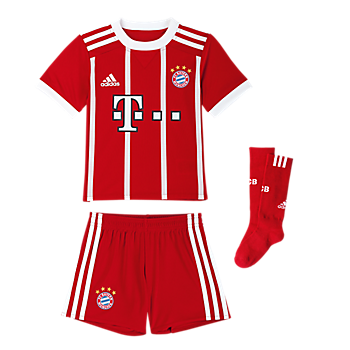 FC Bayern Mini Kit Home 2017/18