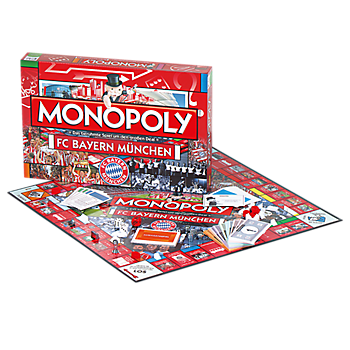 FC Bayern Monopoly dritte Edition