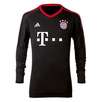 FC Bayern Goalkeeper Jersey 17/18