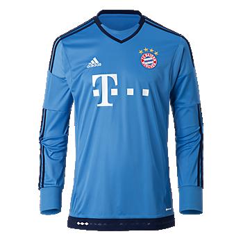 FC Bayern Goalkeeper Shirt 2015/16