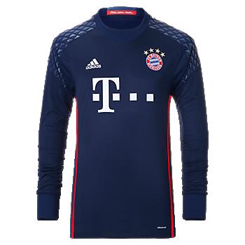 FC Bayern Goalkeeper Shirt 2016/17