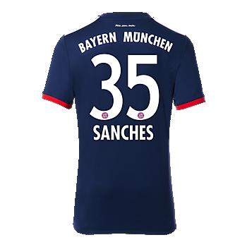 FC Bayern Shirt Away 17/18