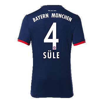 FC Bayern Jersey Away 17/18