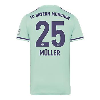 Camiseta de visitante FC Bayern München 18/19