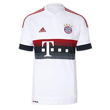 FC Bayern Shirt Away 2015/16