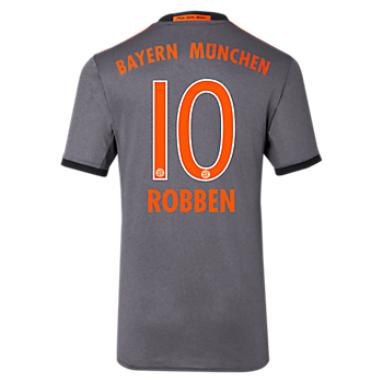 FC Bayern Trikot Away 2016/17