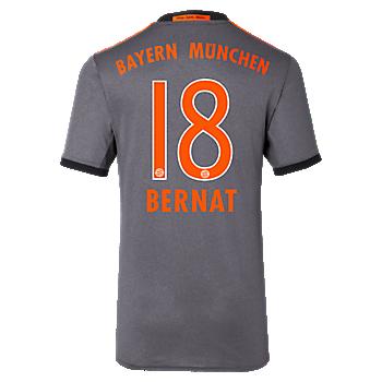 FC Bayern Shirt Away 2016/17